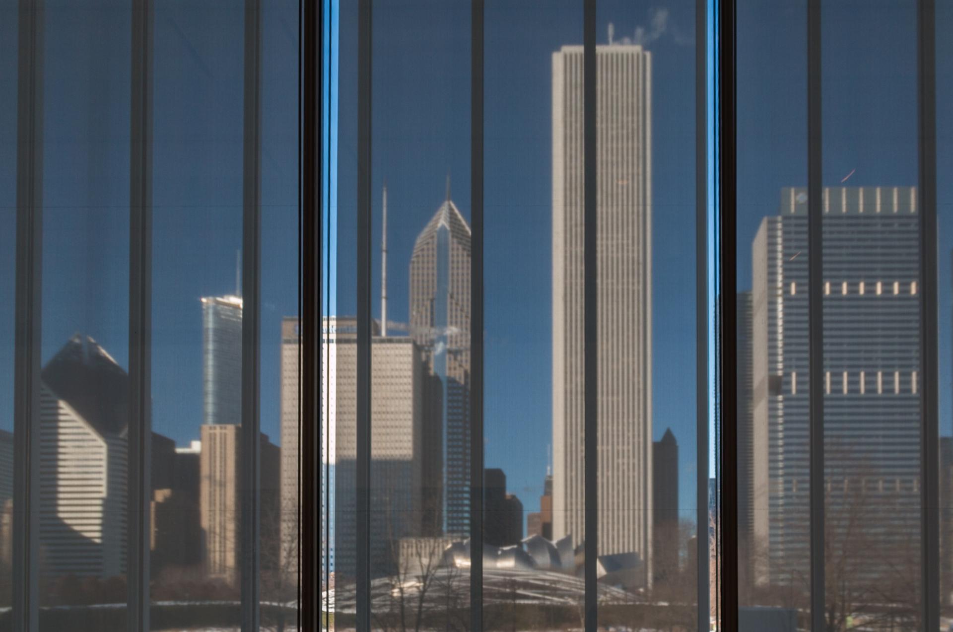 Millennium Park Skyline